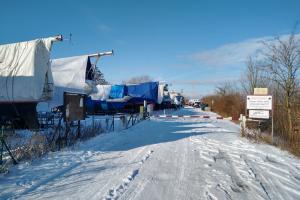 Winterbilder Februar 2021